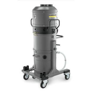 Aspirador industrial de líquidos y virutas