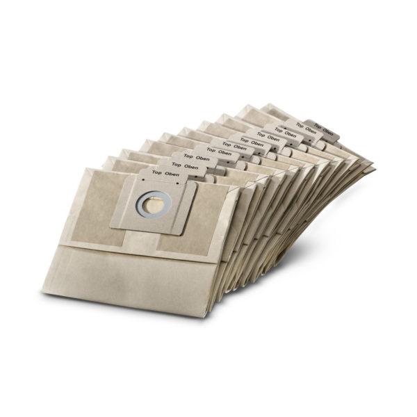 Bolsas de filtro de papel | Kärcher