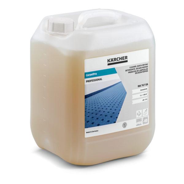 CarpetPro detergente de secado rápido RM 767 OA de 10 litros