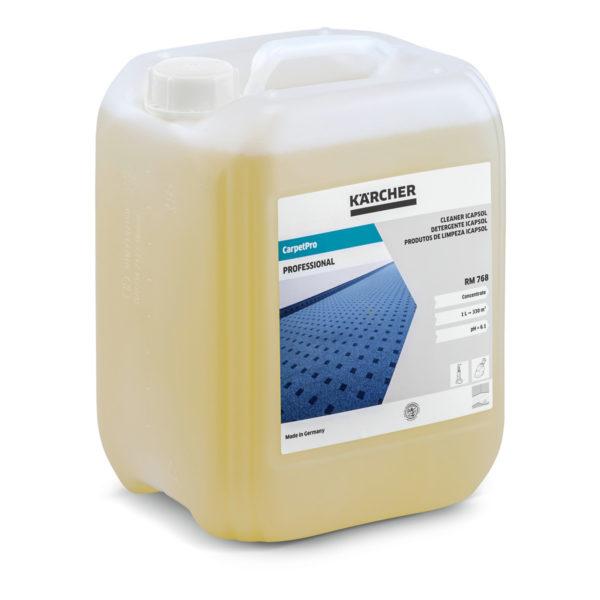 CarpetPro detergente iCapsol RM 768 de 10 litros
