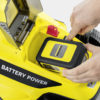Cortacésped  KARCHER LMO 18-33 BATTERY.    1.444-400.0