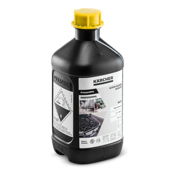 Detergente activo alcalino PressurePro RM 81 de 2.5 litros