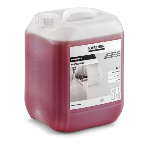 PressurePro detergente activo, ácido RM 25