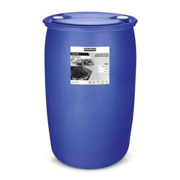 PressurePro detergente activo, alcalino RM 81 de 200 litros