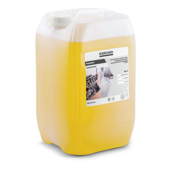 PressurePro disolvente para grasa y aceite Extra RM 31 de 20 litros