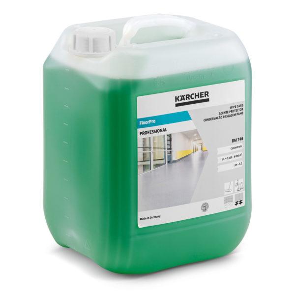 FloorPro cuidado por fregado RM 746 de 10 litros