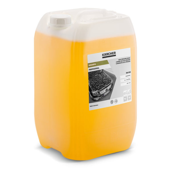 Limpiador de alta presión VehiclePro RM 806 de 20 litros