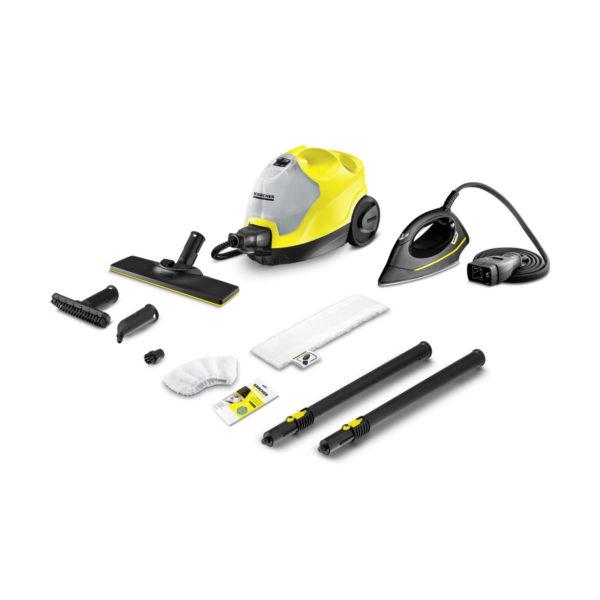 Limpiadora de vapor karcher SC 4 EasyFix IRON. 1.512-461.0