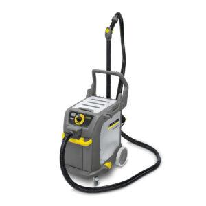 Limpiadoras-Aspiradoras de vapor