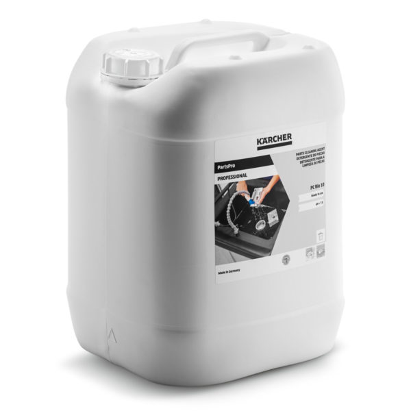 PartsPro detergente para lavado de piezas PC Bio 10 de 20 litros