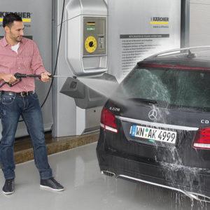 Sistemas de lavado en autoservicio