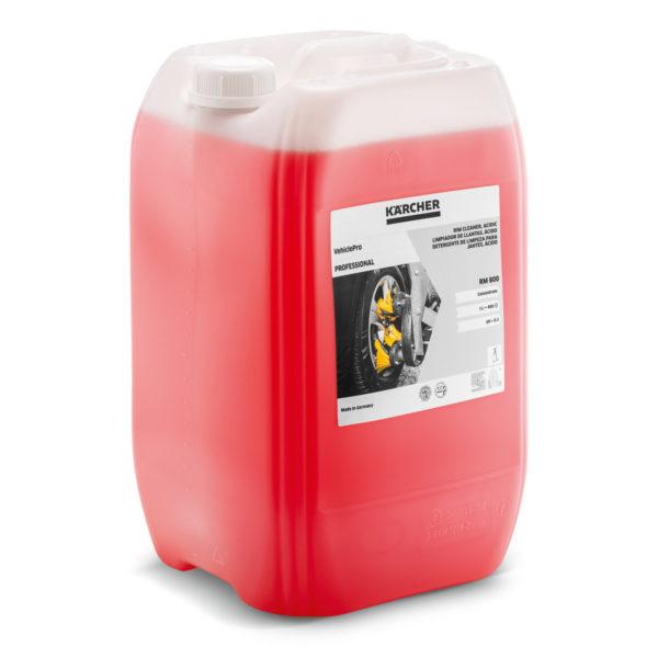 VehiclePro limpiador de llantas ácido RM 800 de 20 litros