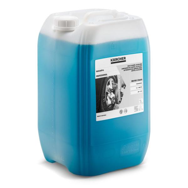 VehiclePro limpiador de llantas alcalino RM 801 Classic de 20 litros