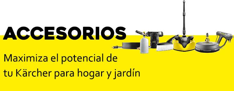 accesorios hogar - Karcher Córdoba
