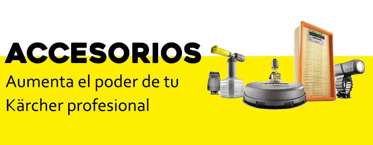 accesorios profesional karcher 2 - Karcher Córdoba