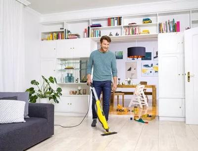 limpiar los virus de tu hogar - LIMPIADORAS DE VAPOR PARA TU CASA: LIMPIEZA SIN QUÍMICOS