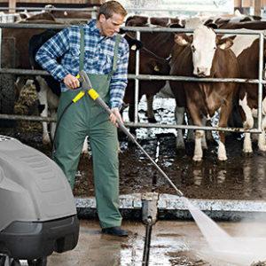 Limpiadoras de alta presión de agua caliente 300x300 1 - TRATAMIENTO DE CARNES, AVES Y PESCADOS