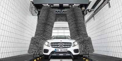 lavado de vehiculos - Automoción