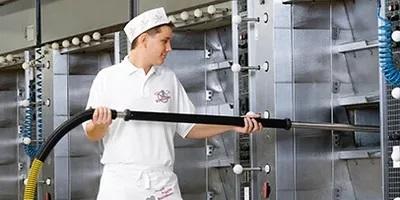 produccion de productos horneados y confiteria - Industria Alimentaría