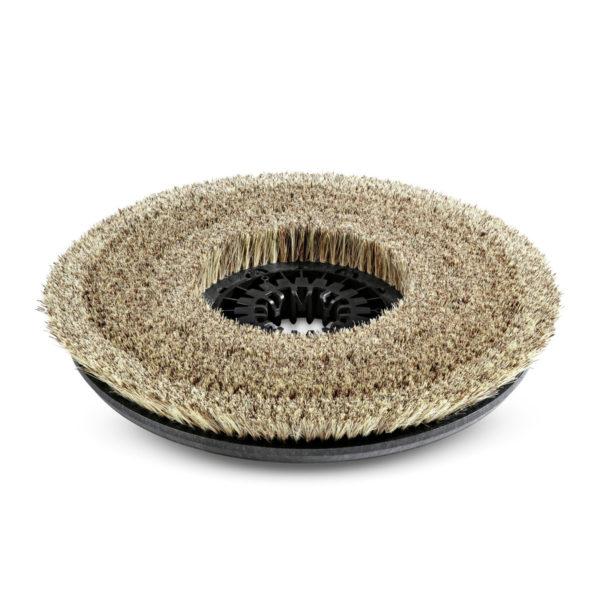 Cepillo circular, blando, natural, 510 mm   KARCHER 4.905-027.0