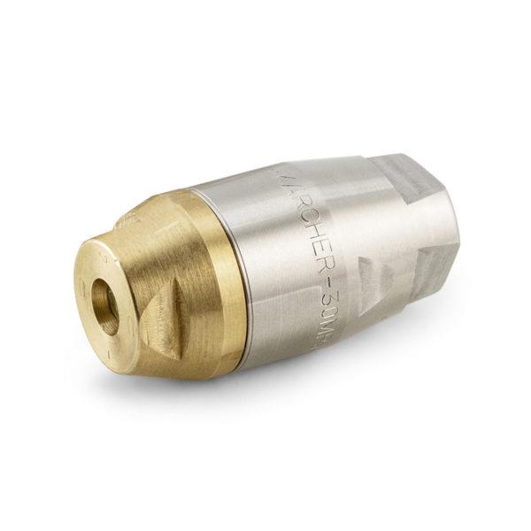 Boquilla turbo para la limpieza de tuberías D21/040