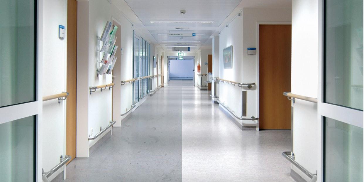 hospitales - Residencias de mayores, Clínicas y Hospitales