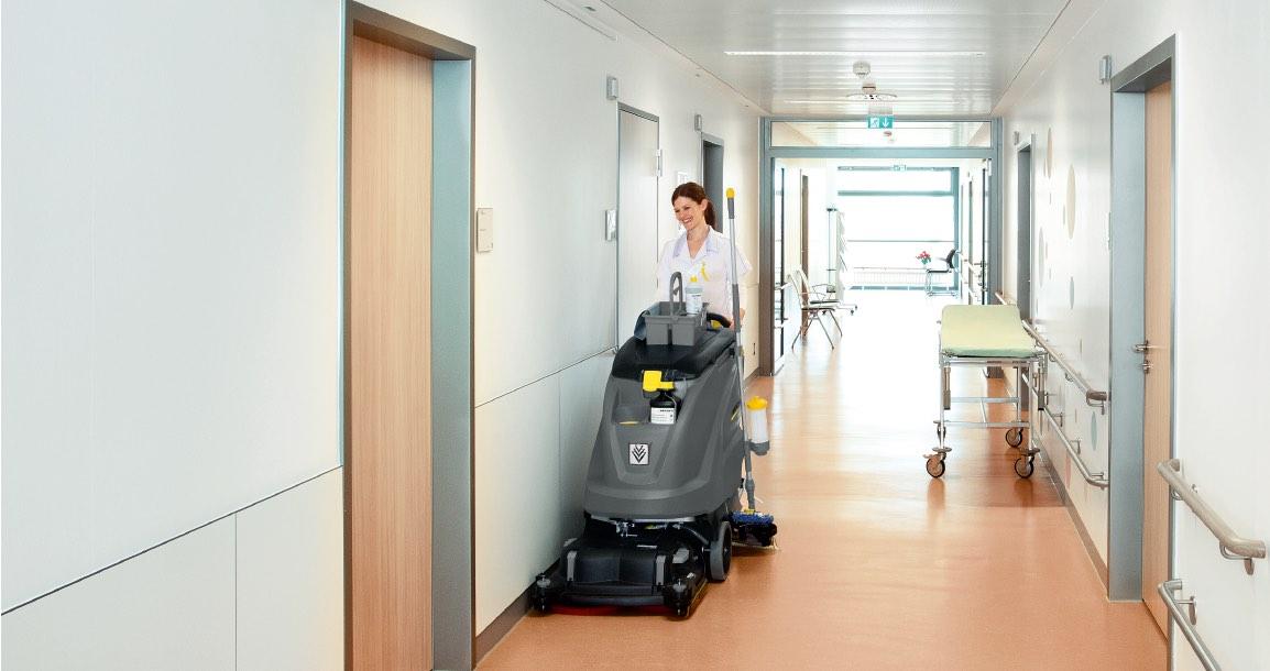 pasillos - Residencias de mayores, Clínicas y Hospitales